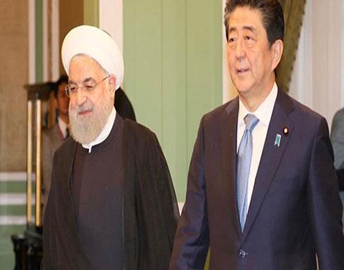 رئيس الوزراء الياباني بعد مغادرته طهران: مستمرون بالوساطة