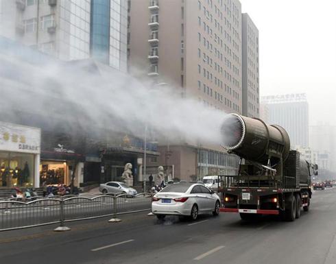ما حقيقة السيارات التي ترش عطورًا في الشوارع الصينية؟