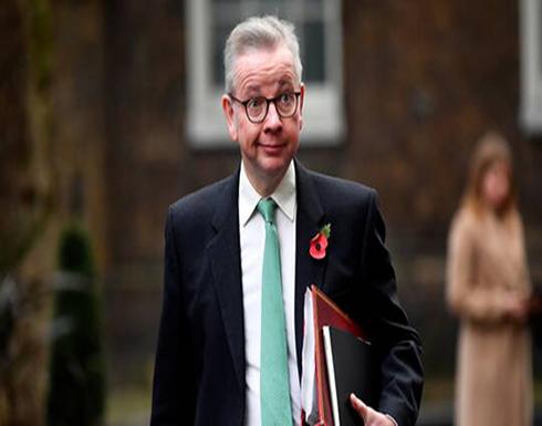 غوف يتهم الاتحاد الأوروبي بإثارة التوترات الاجتماعية في أيرلندا الشمالية