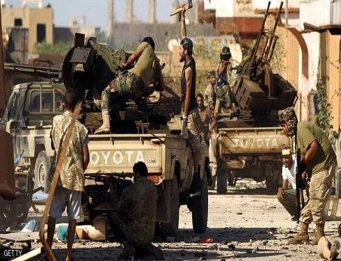 بدء معركة الحسم.. واستسلام عناصر من ميليشيات طرابلس