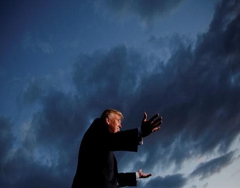 """ترامب يعيد نشر تغريدة تتهم أوباما بـ""""طرد المسيح"""" من الولايات المتحدة"""