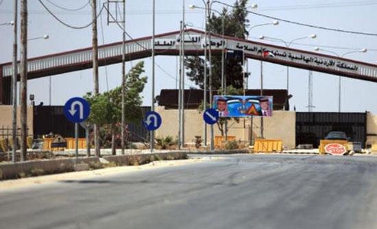 الاردن ينفي إعادة فتح حدود جابر