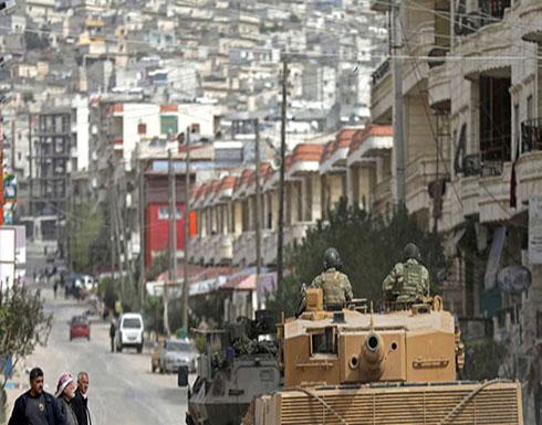 المرصد: القوات التركية تعزز نقاطها في الشمال السوري بأرتال مؤللة استعدادا لمعركة إدلب