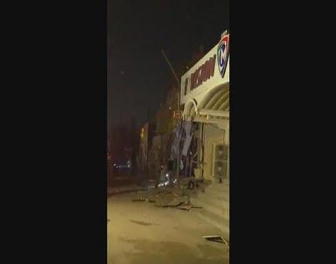 شرطة النجف تكشف تفاصيل انفجار المعهد الأميركي .. بالفيديو