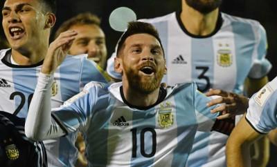 ليونيل ميسي: عدم تأهل الأرجنتين للمونديال كان سيكون ضربا من الجنون