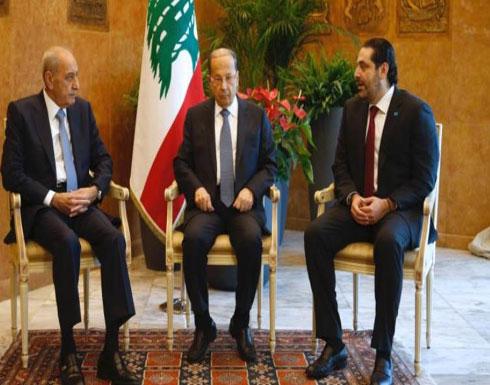 لبنان يدعم سوريا ويحذر إسرائيل