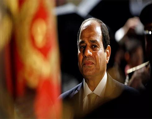السيسي يطالب بالتصدي للدول التي تدعم وتسلح الإرهاب