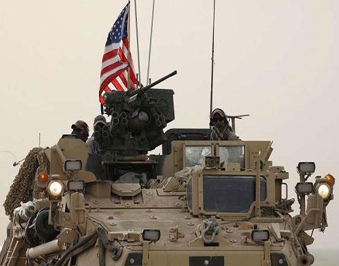 البنتاغون: القوات الأمريكية ستبقى في سوريا