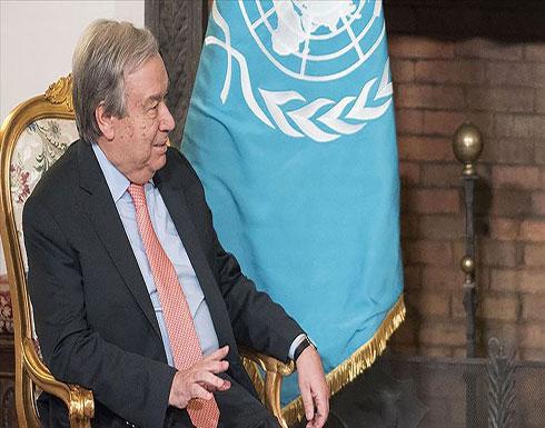 """غوتيريش يطالب بـ""""إجراءات فورية"""" لمنع الحرب الأهلية في ليبيا"""