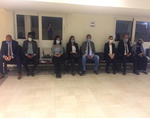 بالفيديو :اختطاف الناشطة سناء سيف أمام مكتب النائب العام المصري