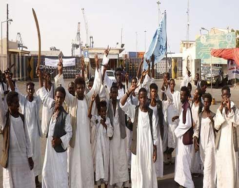 مجلس نظارات البجا في شرق السودان: قررنا إعلان العصيان المدني