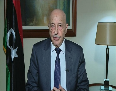 """رئيس """"النواب"""" الليبي يعلن خطة من 12 بندا لحل الأزمة"""