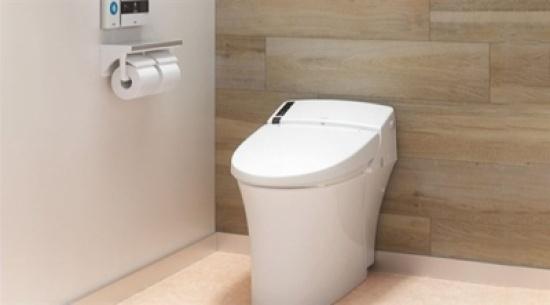 جهاز يلغي الأصوات المحرجة في المرحاض