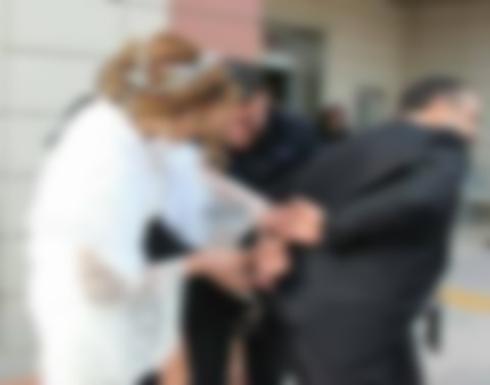 أجبرت الجميع على الزواج من حبيبها.. أغرب حالة زواج داخل قسم شرطة بمصر
