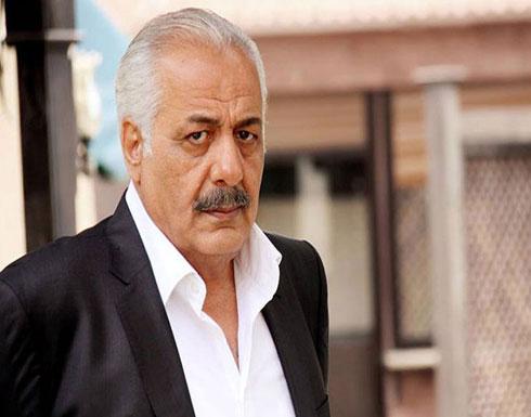 أيمن زيدان مستاء من نعيه! ( صورة )