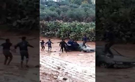 الاردن : استشهاد غطاس بالدفاع المدني في ضبعة