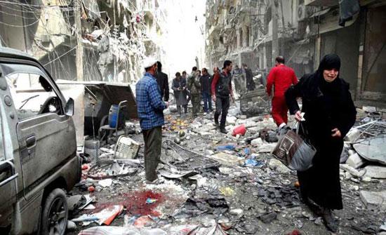 الصفدي : اتصالات الأردن مستمرة لوقف القتال في سوريا