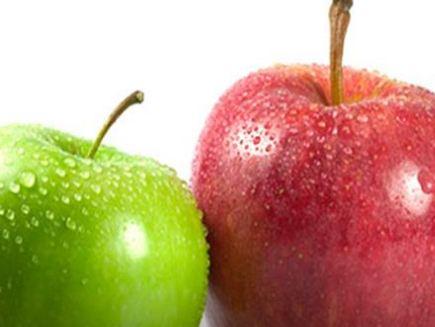 تعرف على الفرق بين التفاح الأحمر والأخضر.. وأيهما أفضل؟