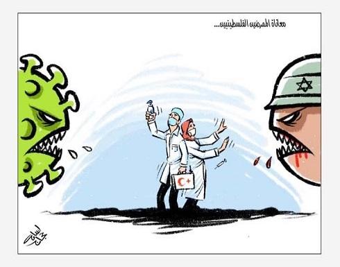 معاناة الممرضين الفلسطينيين…