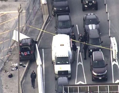 إصابات بإطلاق نار أمام مقر وكالة الأمن القومي الأميركي