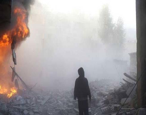 روسيا: 300 مدني غادروا الغوطة الشرقية لدمشق
