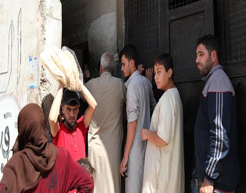 دماء و6 قطب.. أول اختبار لحل أزمة الخبز في سوريا