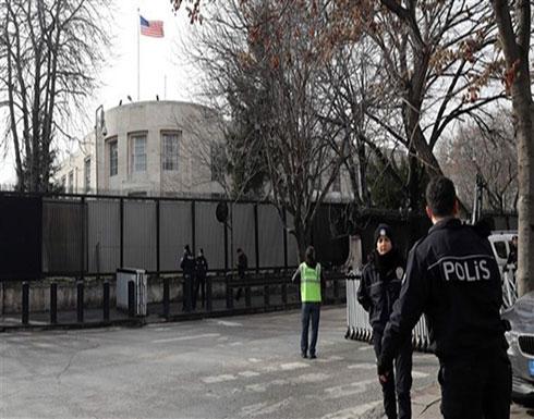 تركيا: السجن لـ3 موقوفين بإطلاق النار على سفارة واشنطن
