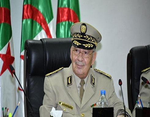 بالفيديو ..قايد صالح: وضع الجزائر لا يحتمل التأجيل