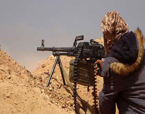 شاهد : كسر هجوم حوثي ومصرع أكثر من 30 عنصراً في مأرب
