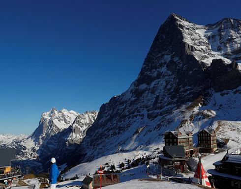سويسرا.. مصرع 3 أشخاص بانهيارات ثلجية غرب البلاد