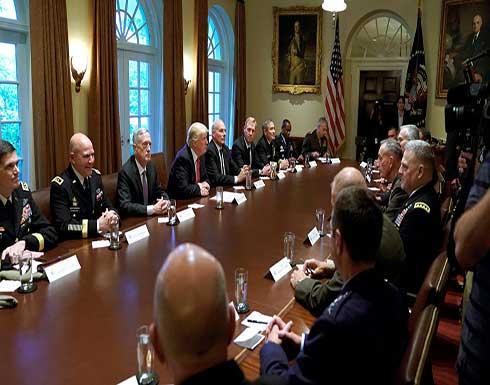 الخارجية الأمريكية: ترامب يدرس سيناريوهات مختلفة للتعامل مع إيران