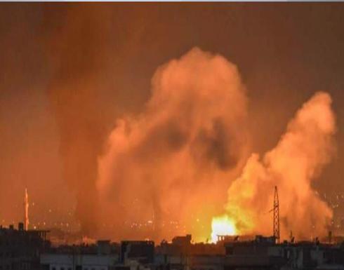 تصعيد غير مسبوق.. مئات الضربات الجوية على درعا