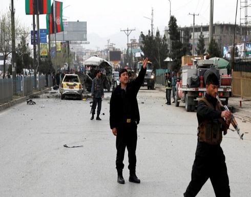 قتلى وجرحى في تفجير سيارة الشرطة الأفغانية في جلال أباد