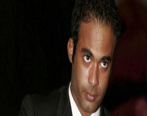 تفاصيل جديدة عن وفاة نجل أحمد زكي.!