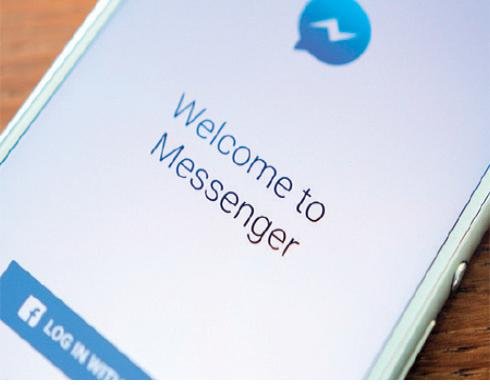 لم يعد بإمكانك الاشتراك في مسنجر بدون حساب فيسبوك