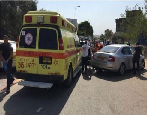 إصابة مستوطن بعملية طعن جنوب القدس (شاهد)