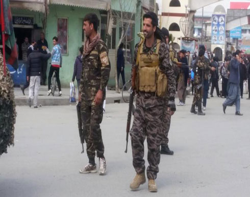 قتلى بتفجير مسجد شيعي غربي كابل