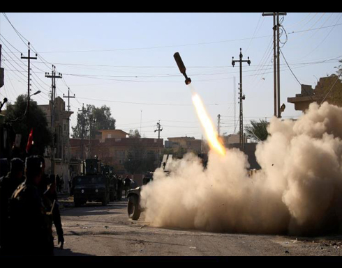 القوات العراقية تسيطر على المجمع الحكومي بالموصل