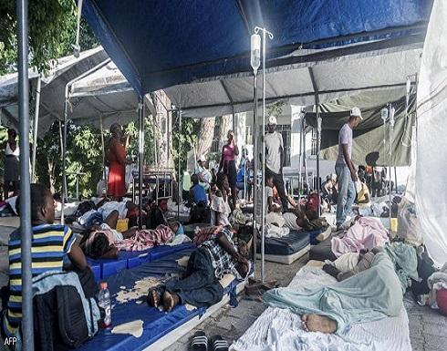 زلزال هايتي يغرق المستشفيات بالجرحى.. وقصص مأساوية للفاجعة