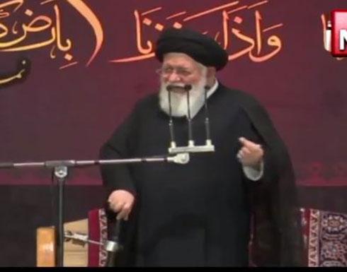 شاهد : ايران تعترف وتنفتخر باحتلال الوطن العربي