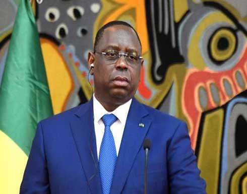 الرئيس السنغالي: ندعم حقوق مصر الأزلية في مياه النيل وسنسعى لحل الأزمة