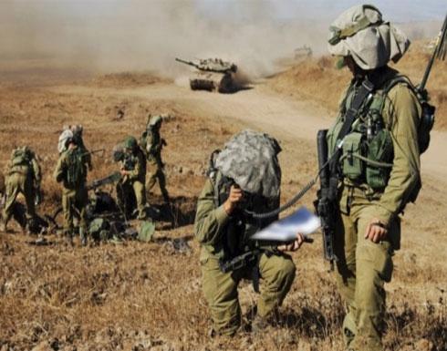 الاحتلال يبدأ مناورات عسكرية مفاجئة قرب حدود غزة