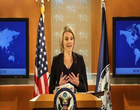 """واشنطن: المحادثات اليمنية في السويد """"خطوة أولى حيوية"""""""