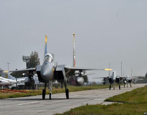 البنتاغون: طلعات لمقاتلات الناتو فوق أوكرانيا