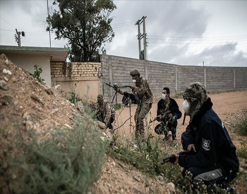 """بعد معسكر """"حمزة"""".. الجيش الليبي يسيطر على معسكر اليرموك"""