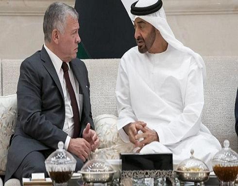 الامارات تعلن تضامنها مع الأردن ضد قرار اسرائيل بضم اراض فلسطينية