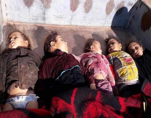 فرنسا تدعو لمعاقبة مرتكبي الهجمات الكيميائية بسوريا