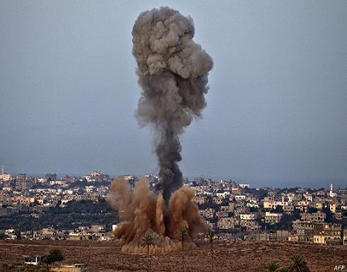 الاحتلال يبلغ بنيته قصف مدرستين حكوميتين غربي غزة