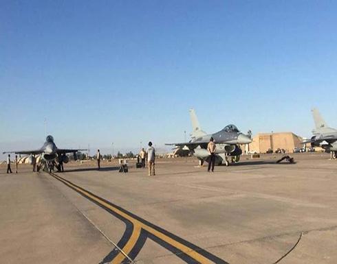 العراق.. استهداف قاعدة بلد الجوية بصواريخ كاتيوشا