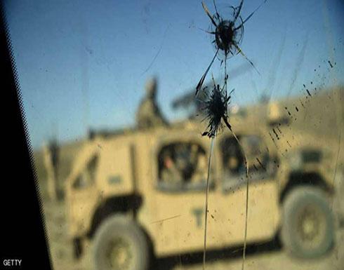"""""""هجوم داخلي"""" يقتل جنديا أميركيا في أفغانستان"""